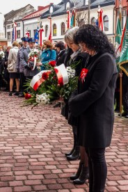 Obchody Święta Niepodległości 11 listopada 2019 r. - fot. Andrzej Famielec - Kalwaria 24 IMGP9922