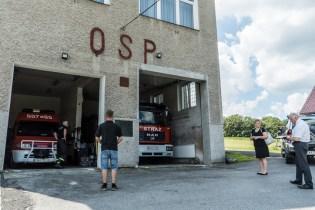 Rekonesans terenowy jednostek OSP - 27 lipca 2020 r. - fot. Andrzej Famielec - Kalwaria 24 -02273