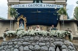 Procesja Wniebowzięcia NMP - 16 sierpnia 2020 r. - fot. Andrzej Famielec - Kalwaria 24-04502