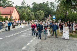 Procesja Wniebowzięcia NMP - 16 sierpnia 2020 r. - fot. Andrzej Famielec - Kalwaria 24-04548