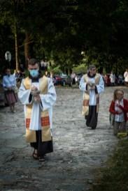 Procesja Wniebowzięcia NMP - 16 sierpnia 2020 r. - fot. Andrzej Famielec - Kalwaria 24-04561