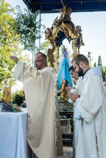 Procesja Wniebowzięcia NMP - 16 sierpnia 2020 r. - fot. Andrzej Famielec - Kalwaria 24-04574