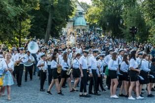 Procesja Wniebowzięcia NMP - 16 sierpnia 2020 r. - fot. Andrzej Famielec - Kalwaria 24-04662