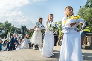 Procesja Wniebowzięcia NMP - 16 sierpnia 2020 r. - fot. Andrzej Famielec - Kalwaria 24-04704