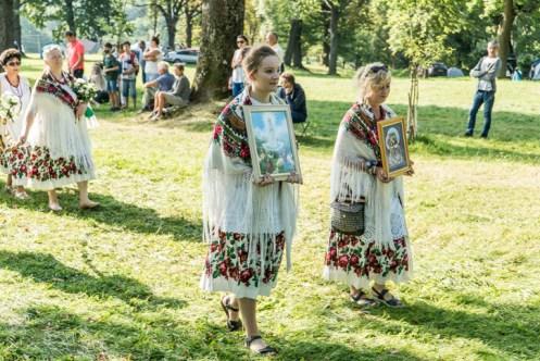 Procesja Wniebowzięcia NMP - 16 sierpnia 2020 r. - fot. Andrzej Famielec - Kalwaria 24-04819