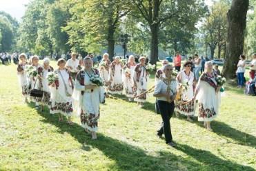 Procesja Wniebowzięcia NMP - 16 sierpnia 2020 r. - fot. Andrzej Famielec - Kalwaria 24-04820