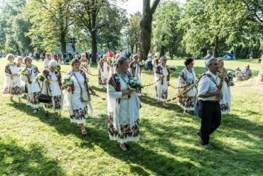Procesja Wniebowzięcia NMP - 16 sierpnia 2020 r. - fot. Andrzej Famielec - Kalwaria 24-04822