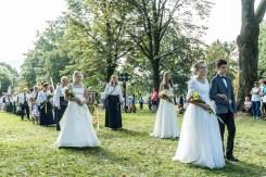Procesja Wniebowzięcia NMP - 16 sierpnia 2020 r. - fot. Andrzej Famielec - Kalwaria 24-04902