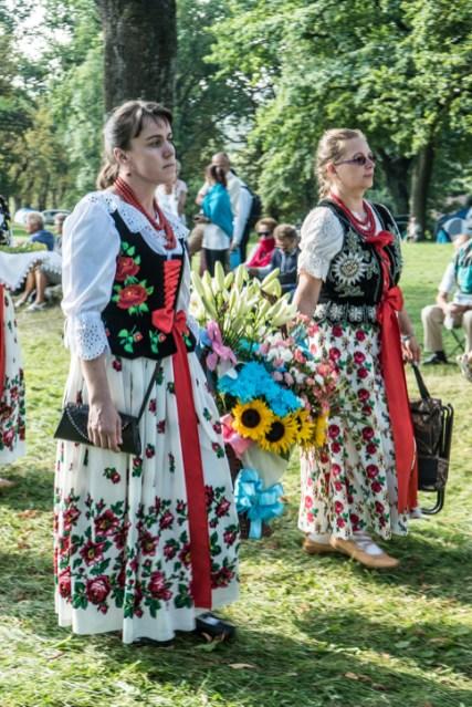 Procesja Wniebowzięcia NMP - 16 sierpnia 2020 r. - fot. Andrzej Famielec - Kalwaria 24-04909