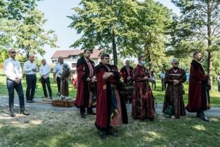 Procesja Wniebowzięcia NMP - 16 sierpnia 2020 r. - fot. Andrzej Famielec - Kalwaria 24-05047