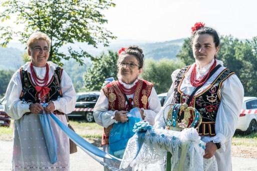 Procesja Wniebowzięcia NMP - 16 sierpnia 2020 r. - fot. Andrzej Famielec - Kalwaria 24-05050