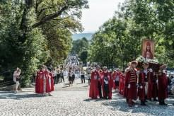 Procesja Wniebowzięcia NMP - 16 sierpnia 2020 r. - fot. Andrzej Famielec - Kalwaria 24-05070