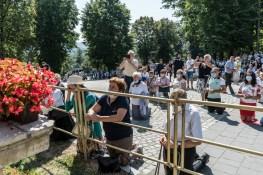 Procesja Wniebowzięcia NMP - 16 sierpnia 2020 r. - fot. Andrzej Famielec - Kalwaria 24-05112