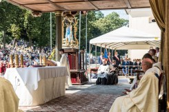 Procesja Wniebowzięcia NMP - 16 sierpnia 2020 r. - fot. Andrzej Famielec - Kalwaria 24-05178