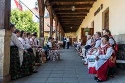 Procesja Wniebowzięcia NMP - 16 sierpnia 2020 r. - fot. Andrzej Famielec - Kalwaria 24-05183