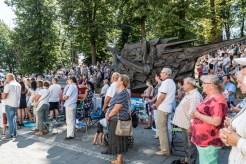 Procesja Wniebowzięcia NMP - 16 sierpnia 2020 r. - fot. Andrzej Famielec - Kalwaria 24-05186