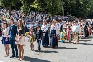 Procesja Wniebowzięcia NMP - 16 sierpnia 2020 r. - fot. Andrzej Famielec - Kalwaria 24-05235