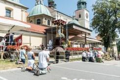 Procesja Wniebowzięcia NMP - 16 sierpnia 2020 r. - fot. Andrzej Famielec - Kalwaria 24-05280