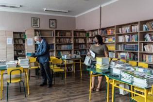 Rekonesans szkół podstawowych - 27 sierpnia 2020 r. - fot. Andrzej Famielec - Kalwaria 24-06014