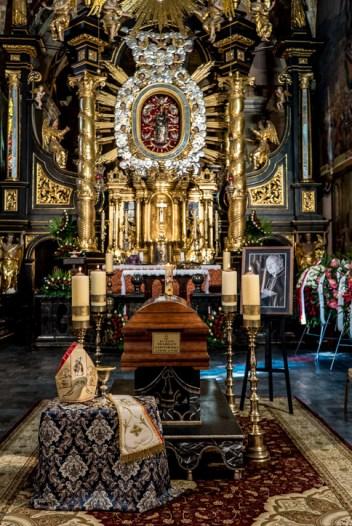 Pogrzeb Kardynała Mariana Jaworskiego - 11 września 2020 r. - fot. Andrzej Famielec - Kalwaria 24-06475
