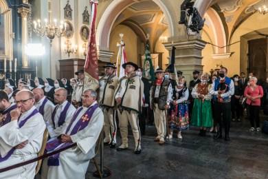 Pogrzeb Kardynała Mariana Jaworskiego - 11 września 2020 r. - fot. Andrzej Famielec - Kalwaria 24-06538