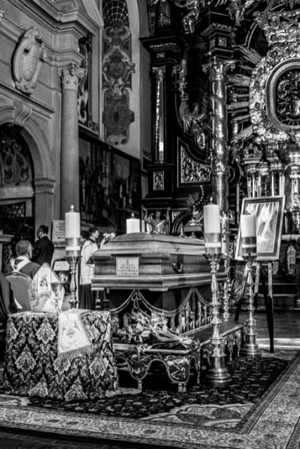 Pogrzeb Kardynała Mariana Jaworskiego - 11 września 2020 r. - fot. Andrzej Famielec - Kalwaria 24-06559
