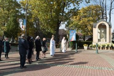 Uroczystość św. Jana Pawła II - Patrona miasta Kalwaria Zebrzydowska - 22 października 2020 r.- fot. Andrzej Famielec - Kalwaria 24-2-5