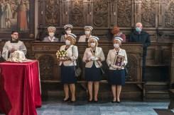 Wpowadzenie relikwii bł. Hanny Chrzanowskiej do Sanktuarium Kalwaryjskiego - 7 października 2020 r.- fot. Andrzej Famielec - Kalwaria 24-08623