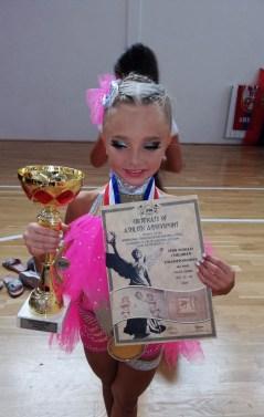 Mistrzostwa Świat Fitness w Serbii - fot. nadesłane