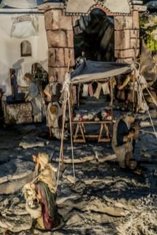 Kalwaryjska Szopka Bożonarodzeniowa - 29 grudnia 2020 r.- fot. Andrzej Famielec - Kalwaria 24-00638
