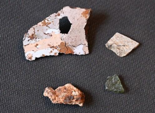 Meteoryty z kolekcji Muzeum Miejskiego