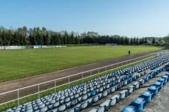 Przekazanie placu budowy bieżni na Kalwariance - 11 maja 2021 r. - fot. Andrzej Famielec - Kalwaria 24-03275