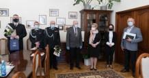 Święto Strażaków - 4 maja 2021 r. - fot. Andrzej Famielec - Kalwaria 24-
