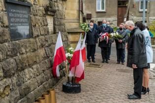 Uroczystości Święta Konstytucji 3 Maja w Kalwarii Zebrzydowskiej 2021 r. - fot. Andrzej Famielec - Kalwaria 24-02913
