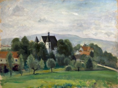 Aneri Irena Weiss, Zebrzydowice, 1928
