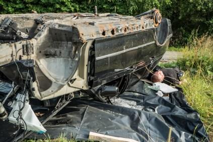 Gminne ćwiczenia OSP - 13 lipca 2021 r. - fot. Andrzej Famielec - Kalwaria 24-06827