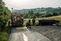 Gminne ćwiczenia OSP - 13 lipca 2021 r. - fot. Andrzej Famielec - Kalwaria 24-06838