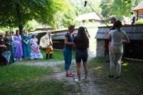 Pierwsza przygoda z filmem uczniów Zespołu Szkół Nr 3 w Przytkowicach - fot. SP w Przytkowice