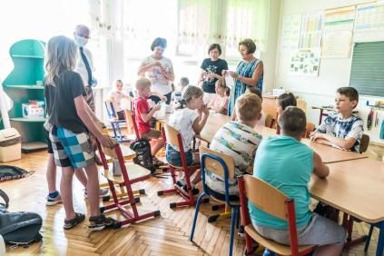 Pólkolonie w Gminie Kalwaria Zebrzydowska - 29 czerwca 2021 r. - fot. Andrzej Famielec - Kalwaria 24-05474