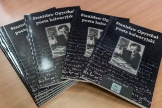 Promocja książki Stanisław Opyrchał - poeta kalwaryjski - 25 czerwca 2021 r. - fot. Andrzej Famielec - Kalwaria 24-05378