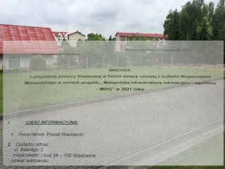 Będą nowe boiska przy powiatowych szkołach. Tym razem w Kalwarii Zebrzydowskiej