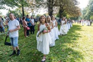 Uroczystości Wniebowzięcia NMP w Kalwaryjskim Sanktuarium - 22 sierpnia 2021 r. - fot. Andrzej Famielec - Kalwaria 24-00120