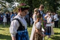 Uroczystości Wniebowzięcia NMP w Kalwaryjskim Sanktuarium - 22 sierpnia 2021 r. - fot. Andrzej Famielec - Kalwaria 24-00148