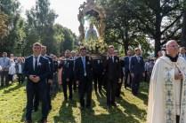 Uroczystości Wniebowzięcia NMP w Kalwaryjskim Sanktuarium - 22 sierpnia 2021 r. - fot. Andrzej Famielec - Kalwaria 24-00149