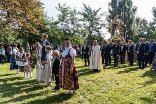 Uroczystości Wniebowzięcia NMP w Kalwaryjskim Sanktuarium - 22 sierpnia 2021 r. - fot. Andrzej Famielec - Kalwaria 24-00152