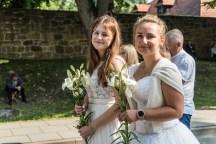 Uroczystości Wniebowzięcia NMP w Kalwaryjskim Sanktuarium - 22 sierpnia 2021 r. - fot. Andrzej Famielec - Kalwaria 24-00179