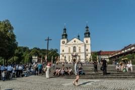 Uroczystości Wniebowzięcia NMP w Kalwaryjskim Sanktuarium - 22 sierpnia 2021 r. - fot. Andrzej Famielec - Kalwaria 24-00195