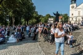 Uroczystości Wniebowzięcia NMP w Kalwaryjskim Sanktuarium - 22 sierpnia 2021 r. - fot. Andrzej Famielec - Kalwaria 24-00196