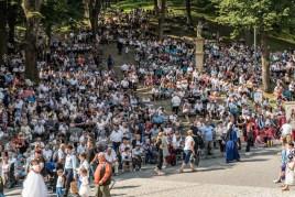 Uroczystości Wniebowzięcia NMP w Kalwaryjskim Sanktuarium - 22 sierpnia 2021 r. - fot. Andrzej Famielec - Kalwaria 24-00283