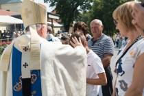 Uroczystości Wniebowzięcia NMP w Kalwaryjskim Sanktuarium - 22 sierpnia 2021 r. - fot. Andrzej Famielec - Kalwaria 24-00352